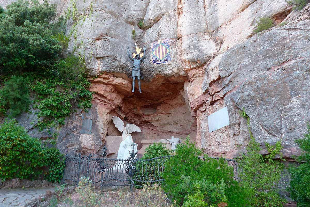 Santa Cueva Montserrat